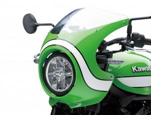 Kawasaki Z900RS gets cafe treatment