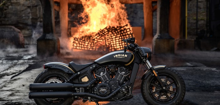 2018 Jack Daniel's® Limited Edition Indian® Scout® Bobber