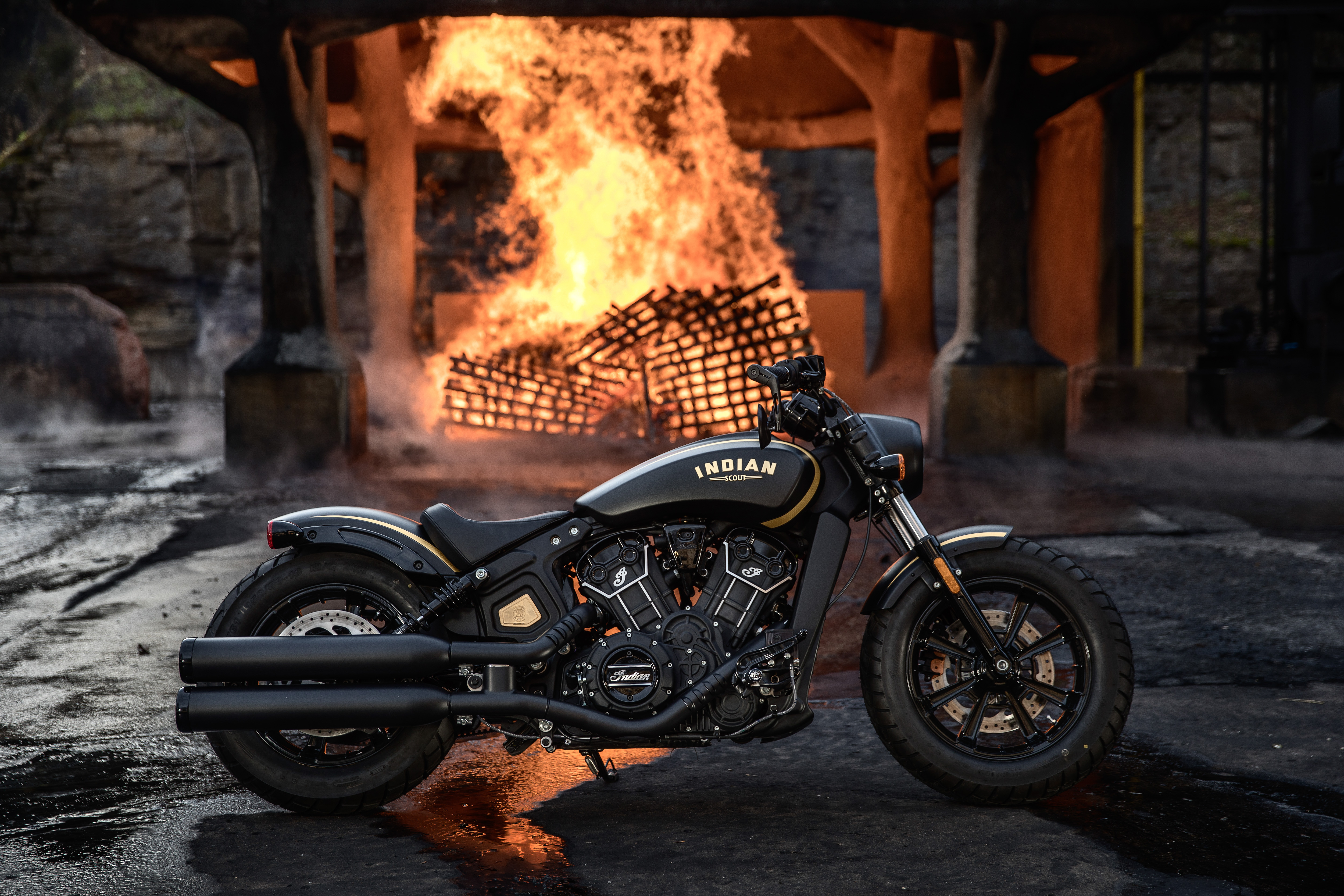 2018 Jack Daniels® Limited Edition Indian® Scout® Bobber