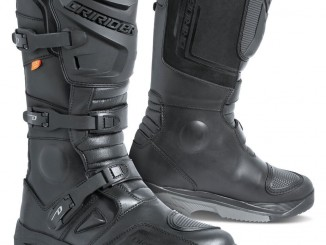 Dririder Adventure C1 Black Boots