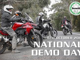 Benelli demo day