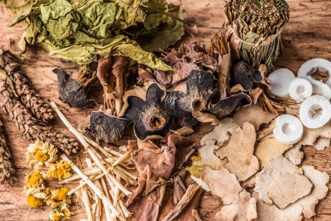 Chinese medicinial herbs