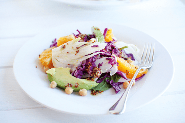 Adam Guthrie's Fennel, Orange & Chickpea Salad
