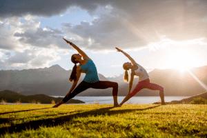 Aro Ha yoga mountain retreat