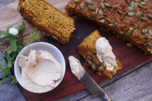 Lisa's Gluten-free Pumpkin Loaf