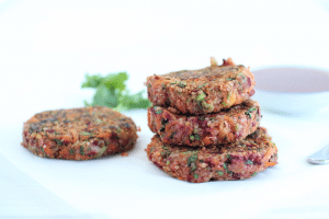 Adam's Quinoa Vegetable Patties