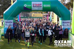 what is oxfam trailwalker