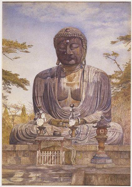 Kamakura-Buddha-Henry-Newman