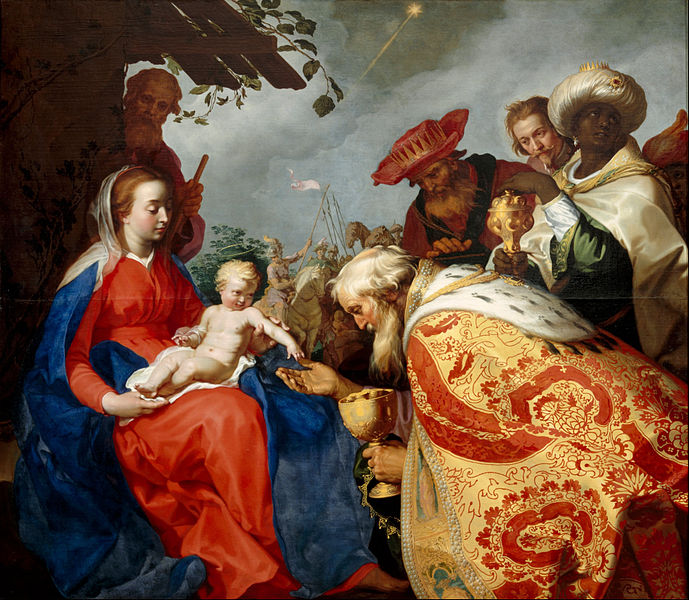 689px-Abraham_Bloemaert_-_The_adoration_of_the_Magi_-_Google_Art_Project