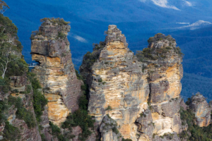 The Three Sisters Blue Mountains Australian the inner space