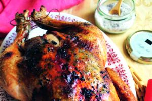 Luxury Roast Chicken