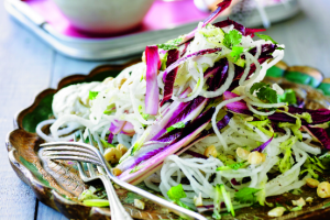 Daikon and Witlof Salad Recipe