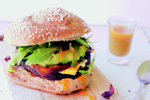 Breakfast for Dinner Burgers Recipe