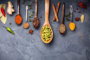 spices herbs healing health cooking food