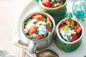 Teacup Watermelon Soup Recipe