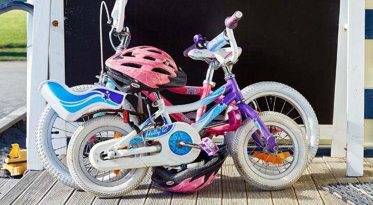 St Joseph's bikes