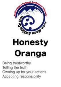 Honesty Oranga