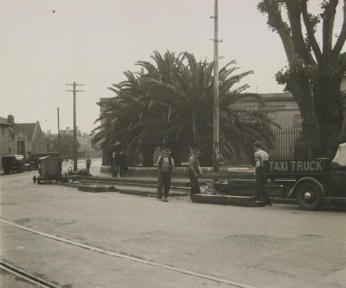 Darlinghurst Court Historic Photo