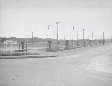 The corner of Driver Ave. and Lang Road c.1930
