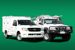Trade Vehicles QLD | East Coast Commercials | Commercial Vehicles QLD