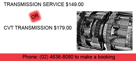 Discounted Car Transmission Services