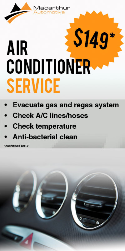 Honda Air Conditioning Service Special