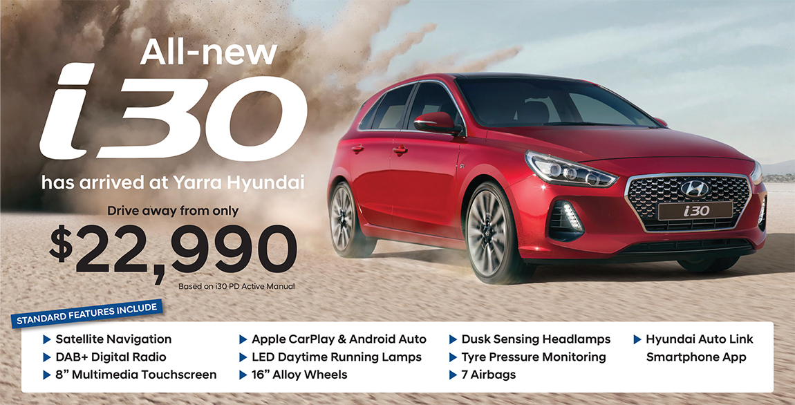i30 the new standard