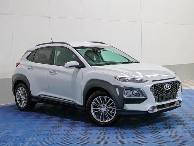 Gateway Auto Sales >> 2017 Hyundai Kona OS Elite (AWD) Chalk White 7 Speed Auto Dual Clutch Wagon - Cockburn Central ...