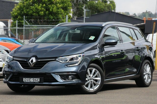 Demonstrator, Demo, Near New Renault Megane Zen, Brookvale, 2017 Renault Megane Zen Wagon