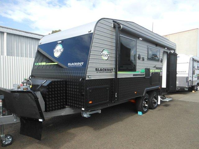 New Vivid Caravans Blackout, Pialba, 2020 Vivid Caravans Blackout