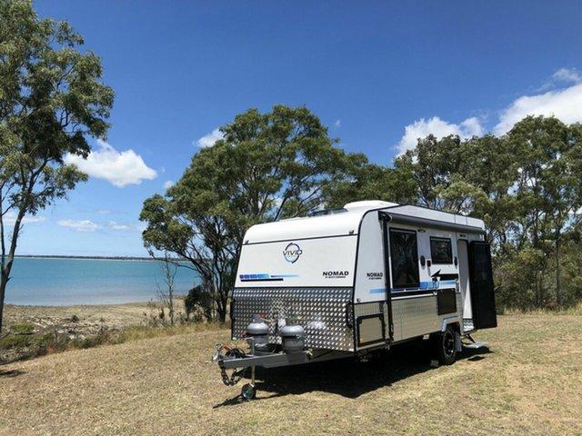 New Vivid Caravans Nomad [SAL2070], Pialba, 2020 Vivid Caravans Nomad [SAL2070] Caravan