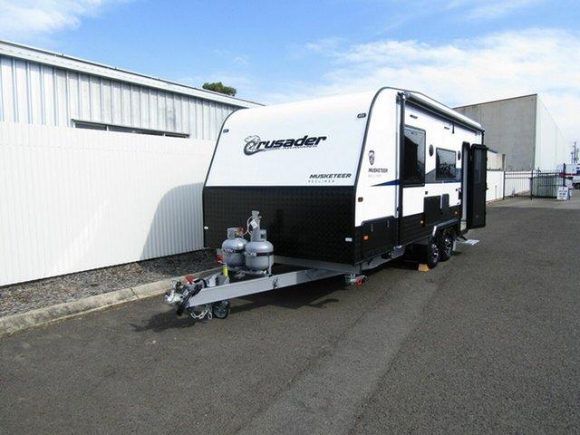 New Crusader Musketeer Recliner, Pialba, 2020 Crusader Musketeer Recliner Caravan