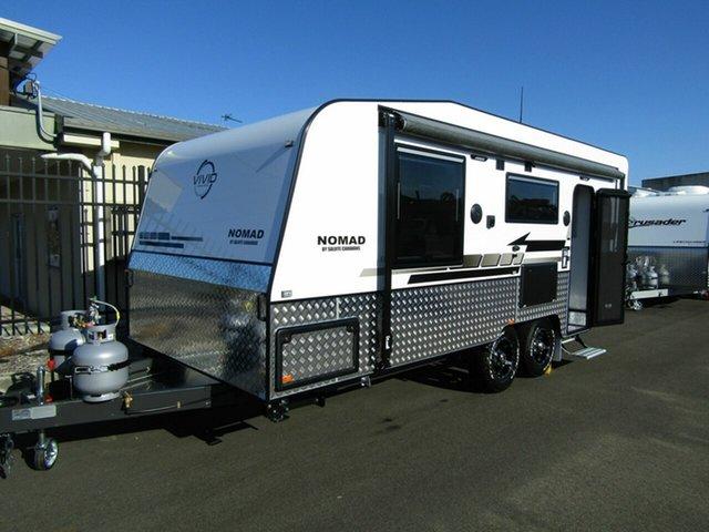 New Vivid Caravans Nomad, Pialba, 2020 Vivid Caravans Nomad