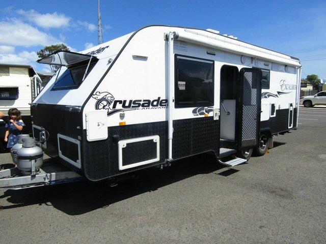 Used Crusader Excalibur LTD Edition, Pialba, 2015 Crusader Excalibur LTD Edition Caravan
