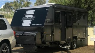 2020 Urban Caravans Tungsten X-Terain Family Caravan.