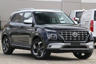 2020 Hyundai Venue Elite Wagon.