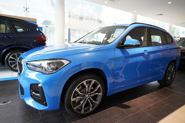 Demonstrator, Demo, Near New BMW X1 xDrive 25i M Sport, Brookvale, 2020 BMW X1 xDrive 25i M Sport Wagon