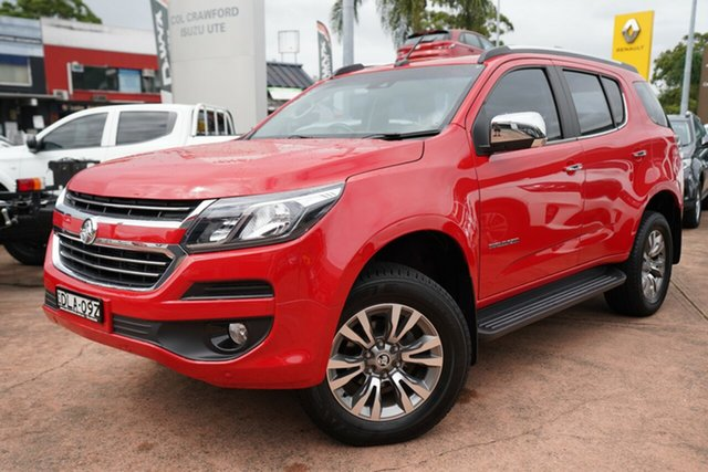 Used Holden Trailblazer LTZ (4x4), Brookvale, 2016 Holden Trailblazer LTZ (4x4) Wagon