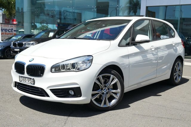 Used BMW 220i Active Tourer Sport Line, Brookvale, 2015 BMW 220i Active Tourer Sport Line Wagon