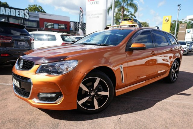 Used Holden Commodore SV6, Brookvale, 2017 Holden Commodore SV6 Sportswagon
