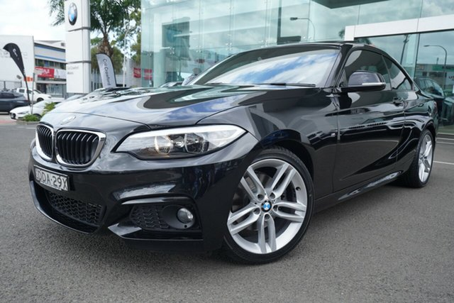 Used BMW 220i M Sport, Brookvale, 2015 BMW 220i M Sport Coupe