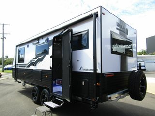 2021 Urban Caravans Tungsten Tuff 22' Rear Club Lounge [UC2 Caravan.