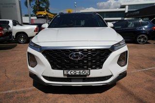 2019 Hyundai Santa Fe Highlander CRDi Burg (AWD) Wagon.