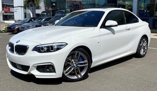 2019 BMW 230i M Sport Coupe.