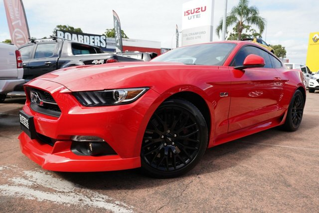 Used Ford Mustang Fastback GT 5.0 V8, Brookvale, 2017 Ford Mustang Fastback GT 5.0 V8 Coupe