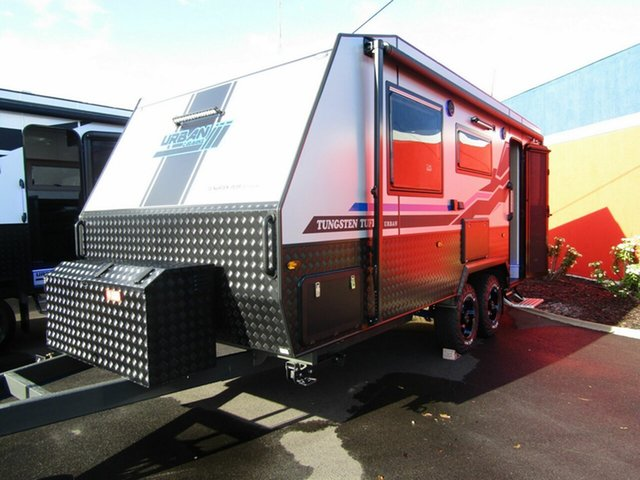 New Urban Caravans Tungsten Tuff Recliner [UC21112], Pialba, 2021 Urban Caravans Tungsten Tuff Recliner [UC21112] Caravan