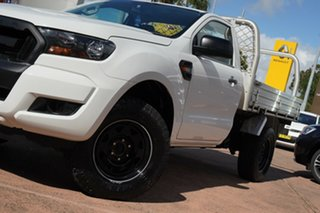 2016 Ford Ranger XL 3.2 (4x4) Cab Chassis.