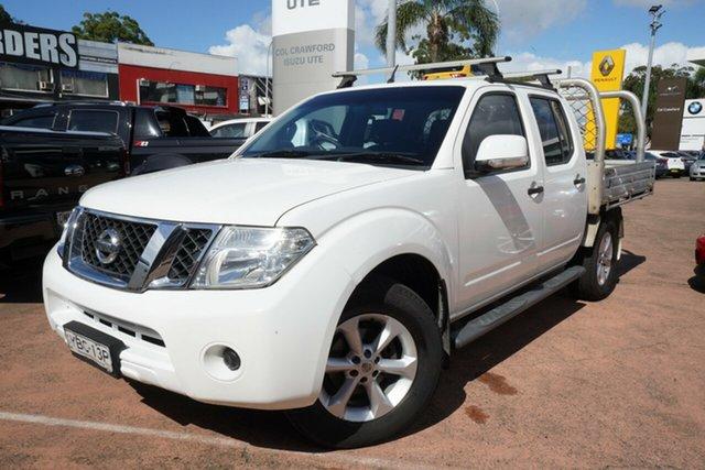 Used Nissan Navara ST (4x2), Brookvale, 2012 Nissan Navara ST (4x2) Dual Cab Pick-up