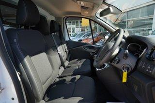 2020 Renault Trafic LWB Van.