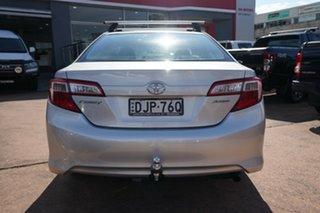 2014 Toyota Camry Altise Sedan.